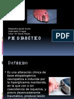 Pie Diabético Alejandro Jacob Iturra