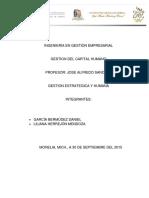 Gestion Estrategica y Humana Formato PDF