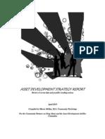 Asset Development 2010 Final Report