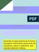 Anamnesis II Dr Perez
