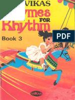 Rhymes for Rhythm Book 3
