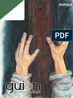 GUIÓN. Guía Oficial 2016