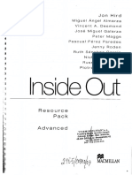 Macmillan - Inside Out Advanced Resource Pack