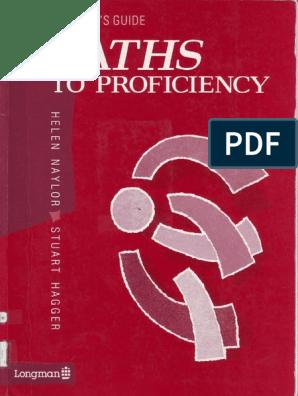 Paths to Proficiency Teacher Book