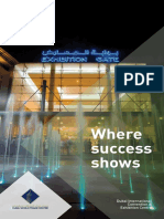 Dubai International Convention and Exhibition Centre Brochure