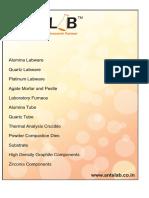 ANTS Labware Brochure FY 15 - 16
