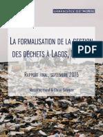 Rapport Lagos