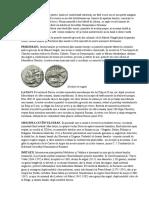 Istoria monedei nationale