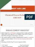 11341021203_CHE F419- Cement