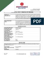 004 - Zinc Chromate Primer