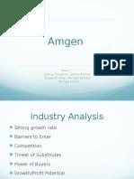Amgen Presentation