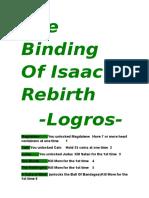 Tboi Rebirth + Afterbirth Logros