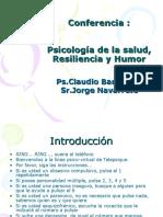 Psicologia Salud Humor