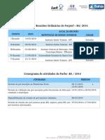 Calendarioforprof Ba2014 e Parfor Ba20141