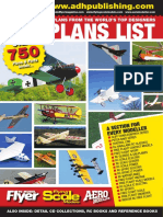 Free Plans Catalogue