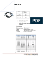 PHT Pipe Clamp Catalog2012A