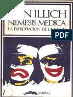 Nemesis Da Medicina - Ivan Illich