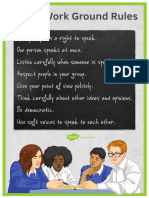 T3 C 022 Group Work Ground Rules Poster
