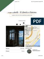 10.3.2016, 'Giornate FAI Di Primavera 2016. Villa Zanelli', FAI Fondo Ambiente Italiano