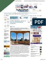 15.2.2016, 'Un Libro Sul Liberty a Savona- Il FAi Cerca Documentazione Fotografica-Quotidiano Online Della Provincia Di Savona', Savonanews