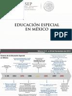 Educacion Especial Mex