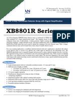 Detector XB8801R