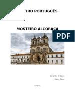 Mosteiro de alcobaca y d. enriques