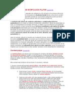 Generalidades de Morfología Pulpar
