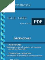 EXPORTACION  2012