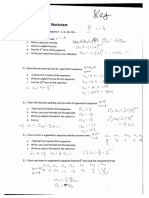 Geometric Sequence and Series WS. Solutions (1)