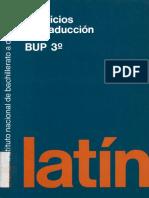 Ejercicios traducción