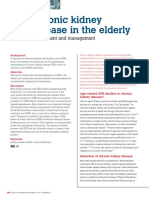 kidney disease in elderly