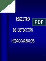 Registro de Hidrocarburos Mudloging