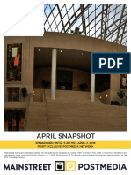 Mainstreet - Edmonton April A