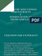 Manejo de Soluciones y Dosificacion de Med 4