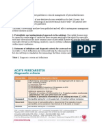 015 ESC Guidelines for the Diagnosis and Management of Pericardial Diseases