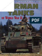 53169322 German Tanks of World War II in Color