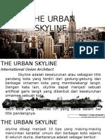 The Urban Skyline (Dpk)