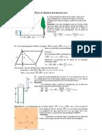 Ejercicios de fisica