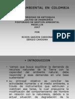 Gestion Ambiental en Colombia