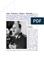 Juan Francisco Velasco Alvarado