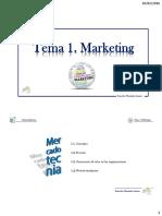 Tema 1 Marketing