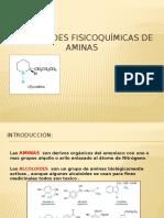 Grupo funcional aminas