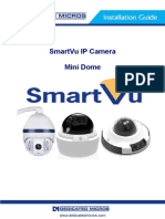 SmartVu Mini Dome Install and Config Manual