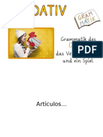 Grammatik Dativ Original Completo
