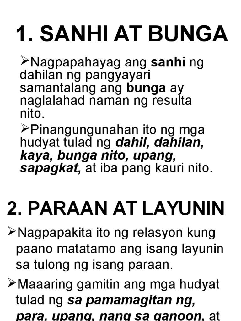 sanhi at bunga ng kahirapan Ngunit, maraming sanhi ang problema sa pagtulog  aniya, isa sa maaaring magiging bunga ng sleep apnea ang palagiang inaantok o.