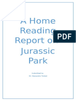 A Home Reading Report On