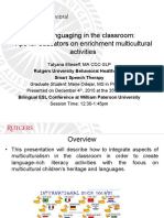 translanguaging in the classroom