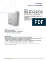 Sensor de Temperatura FanCoil Ec Sensor Datasheet