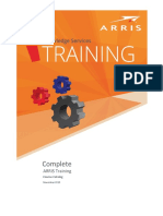 Arris Combined Training Catalog 2015